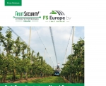 Fruit Security start een Noord-Europese vestiging en bundelt krachten met Fruit Support Europe