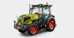 Claas Nexos is compact en behendig