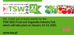 The 11th edition of the TSW 2021 Fruit and Vegetables Industry Fair in Poland